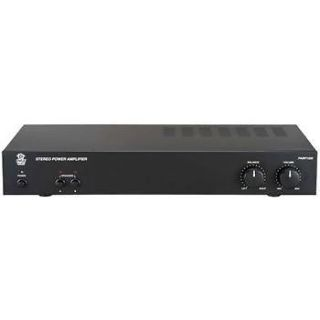 160 Watt HOME STEREO POWER AMPLIFIER AMP *110/220 DUAL VOLTAGE