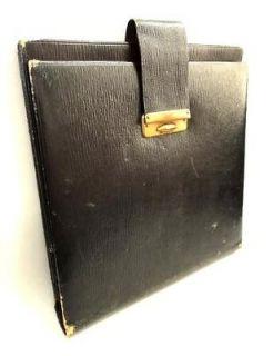 vintage/antique CROSS PEN LEATHER TRAVEL WRITING DESK/CASE