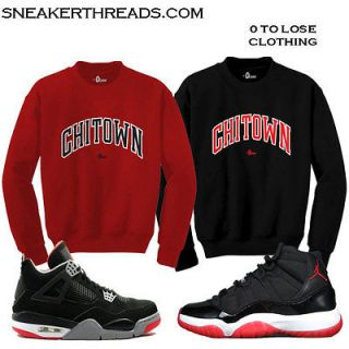 chicago bulls crewneck in Sports Mem, Cards & Fan Shop