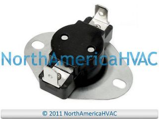 Single Pole Snap Disc Limit Switch Control Open at 190 L190 L190 40F