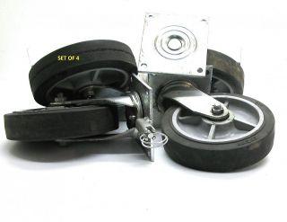 heavy duty caster wheels in Casters & Wheels
