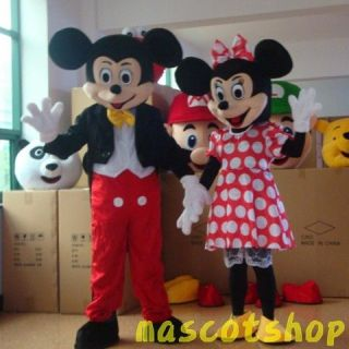 minnie mouse mascot costume in Costumes