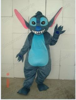 Stitch of Lilo & Stitch ADULT CARTOON MASCOT COSTUME