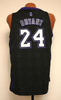 Lakers Kobe Bryant NBA Adidas Limited Edition Swingman Jersey Youth