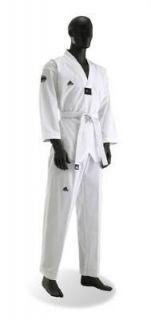 Adidas Taekwondo WTF Kids Club Dobok   Suit  Gi