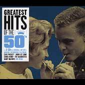 Greatest Hits of the 50s BMG Special Products CD, Apr 2004, 2 Discs