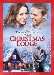 Thomas Kinkade Presents Christmas Lodge DVD, 2011