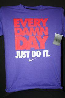 nike every damn day shirt in Clothing,