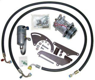 GMC Truck Hi Po SM BL A/C Compressor Upgrade Kit AC Air Conditioning
