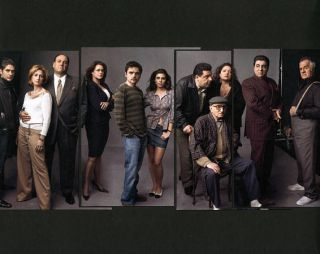 The Sopranos   The Complete Series DVD, 2012, 30 Disc Set