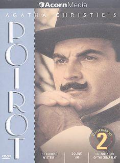 Agatha Christies Poirot   Volume 2 DVD, 2002