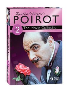 Agatha Christies Poirot The Movie Collection   Set 2 DVD, 2009, 3
