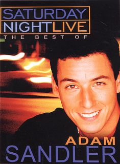 Saturday Night Live   Best of Adam Sandler DVD, 2003