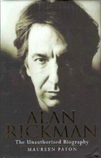 Alan Rickman The Unauthorised Biography by Maureen Paton 1997