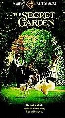 The Secret Garden VHS, 1994, Slip Sleeve