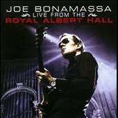 Live from the Royal Albert Hall by Joe Bonamassa CD, Oct 2010, 2 Discs