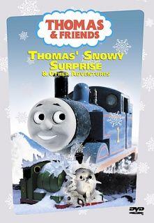 Thomas Friends   Thomas Snowy Surprise DVD, 2004, Special Gift Set