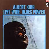 Live Wire Blues Power by Albert King CD, Feb 1989, Stax USA