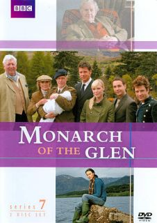 Monarch of the Glen   The Complete Series 7 DVD, 2010, 2 Disc Set