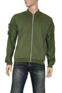 NEW Mens G Star by Marc Newson Army Flight Twill Jacket in Bronze