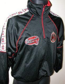 ac milan tracksuit in Sporting Goods