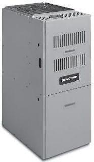 Concord 80% 100,000 BTU Upflow Natural Gas Furnace  CG80TB100D20C