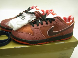 377f67b29a5 ... Mint Dead Stock Nike SB pro Red Lobster Authentic size 11.5 Dunk Yeezy  ...