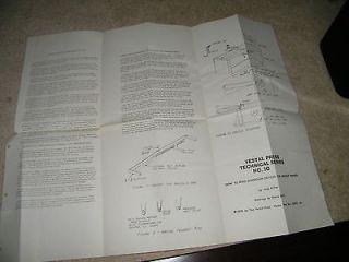 Vestal Press Technical SeriesT 10 Mandolin Rail Device for upright