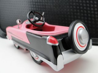 Pedal Car Auto Show Hot Rod Toy 1 24 Rare Vintage Classic Model
