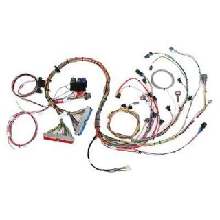 Summit Racing Wiring Harness Engine Swap Complete Chevy Small Block