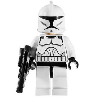 Lego Star Wars The Clone Wars Clone Trooper Mini Figure