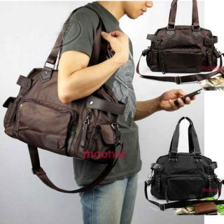 Fabric Shoulder Totes Bag GYM Duffle Sports Outdoor Handbag Purse