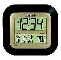 skyscan atomic clock in Wall Clocks