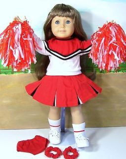 american girl doll cheerleader outfit in By Brand, Company, Character