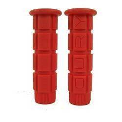 Bike Water Craft Jet Ski Atv Quad Hand Handle Bar Grips Grip Red