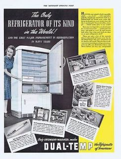 vintage refrigerator in Large Appliances