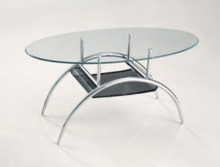 oval coffee table in Home & Garden
