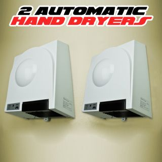 Newly listed 2 Automatic Hand Dryer Hands Free Electric Infrared