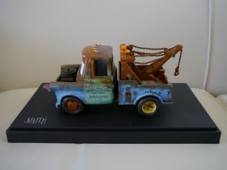 Die Cast Collectible Cars Tow Mater Towing and Salvage Radiator