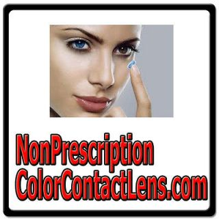 Non Prescription Color Contact Lens EYE CONTACTS/LENSES/COLORED