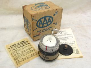 vintage GM/CHEVY old auto FORD hot rod MOPAR antique accessory ~AAA