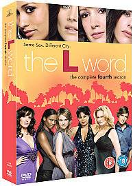 The L Word   Complete Season / Series Four 4 *NEW DVD*