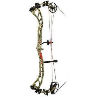 2012 PSE Bow Madness 3G Compound Bow, 50 60# RH, Skullworks Camo