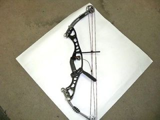 2010 HOYT COMPOUND BOW, CONTENDER W/ XT 2000 PRO SERIES LIMBS, RIGHT