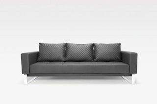 leather sofa bed in Sofas, Loveseats & Chaises