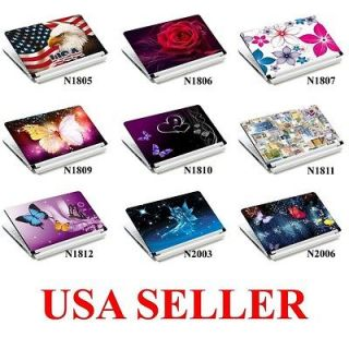 Skin Sticker Mini Laptop / Tablet Cover for Asus Dell HP and More