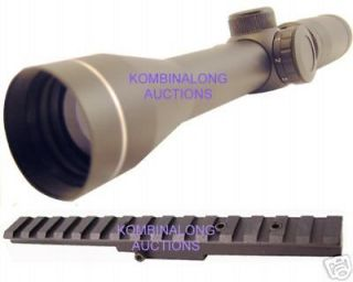 Convert Mosin Nagant to A Scout Rifle With This Scope + Rings + Mount