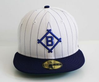 New Era 5950  Brooklyn Dodgers 1912 COOP CLASSIC   MLB Baseball Cap