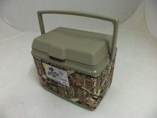 RUBBERMAID 1783791 10 QUART VICTORY COOLER ICE CHEST CAMO MOSSY OAK