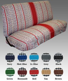 2004 Chevy Pickup Truck Bench Seat Covers (Fits Chevrolet Truck